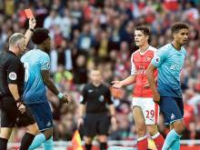 Wenger in no mood to accept Xhaka's red card