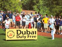 DDF continues support of DP World Championship