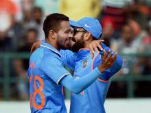 Dhoni backs Pandya to shine in Champions Trophy