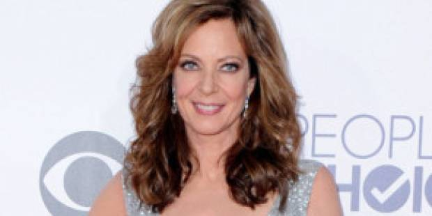 Allison Janney in 'Six Degrees of Separation'