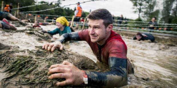 Obstacle course racing in UAE