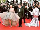 Al Musallam, wife Al Mahra in Cannes
