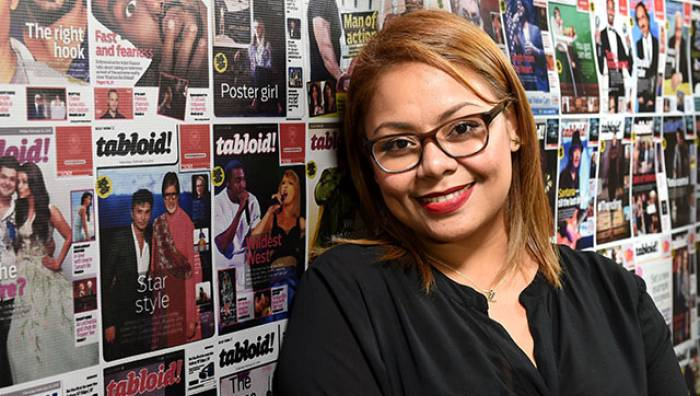 Filipino singer Ivy Grace Paredes on her X Factor journey
