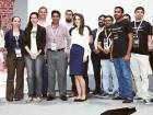 Winners of the Gitex 'Strut-Up' Pitch Competition.