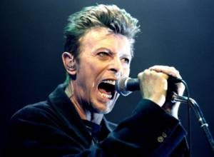 David Bowie track from 'Lazarus' premieres