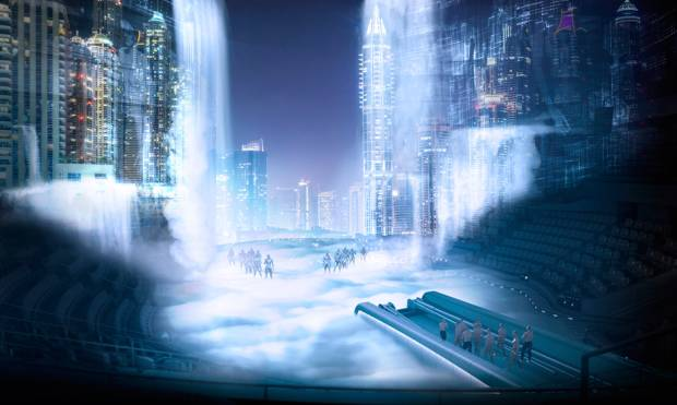 La Perle by Dragone set to open mid 2017