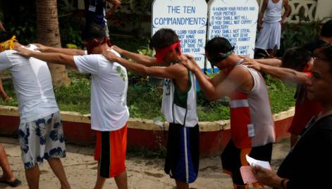 Drug rehabilitation in the Philippines