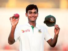 Bangladesh debutant teen puts England in a spin