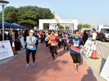 Nada and Rowda guide the way and win it for Dewa