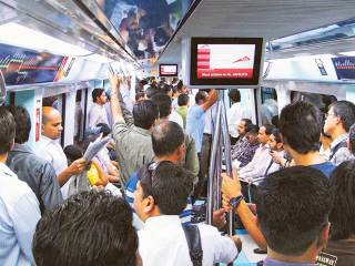 More Dubai Metro trips to ease peak-time rush
