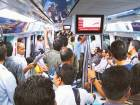 276 more metro trips to ease rush-hour crush