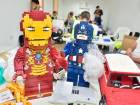 Lego fans get Stack in Dubai
