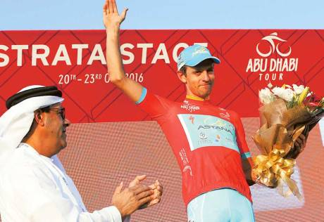 Kangert scales the heights to near overall win