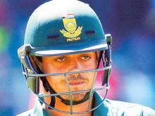 De Kock, Duminy tune up for Adelaide Test