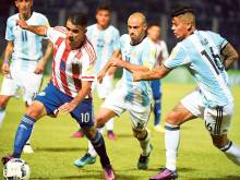 Argentina to win 2018 World Cup, AFA boss says