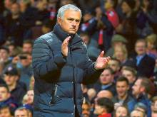 Mourinho ready for a return to Stamford Bridge