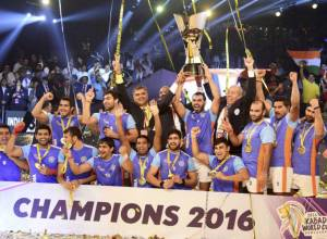 India triumph in Kabaddi World Cup