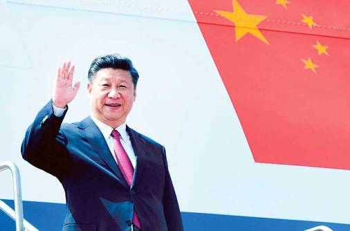 All you need to know about Xi's visit to UAE