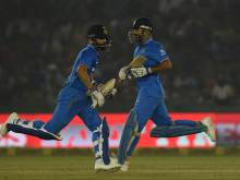 Dhoni admits finishing skills are waning