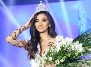 Sandy Tabet crowned Miss Lebanon 2016