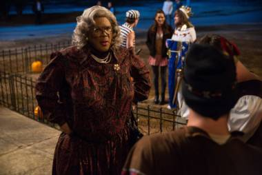 'Tyler Perry's Boo! A Madea Halloween' review
