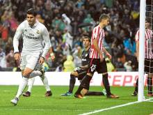 Morata vows to make the most of Madrid cameo