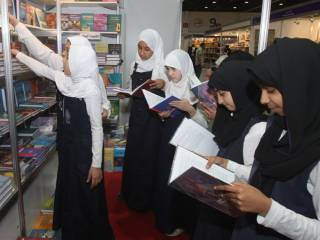 The Arab Reading Challenge is a big success