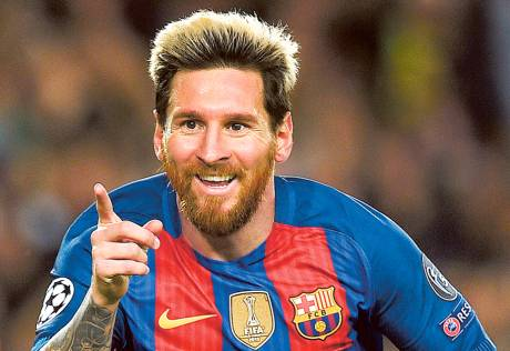 Messi already outshining Real Madrid trio