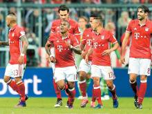 Rummenigge tells Bayern to keep it up in the Cup