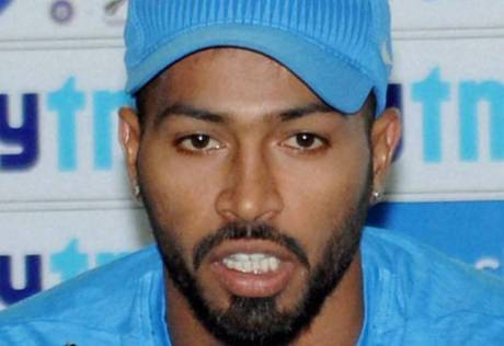 Pandya has India's top stars to learn from