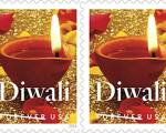 US issues stamp to celebrate Diwali