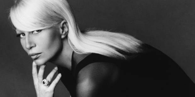 Donatella Versace reveals new book