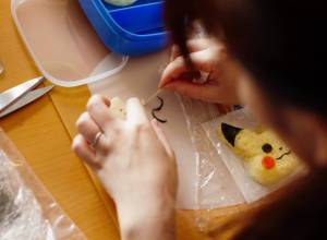 The Japanese art of making school lunch