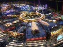 Dubai to have world's first nature-inspired mall