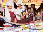 The Sharjah International Book Fair last year. The event isexpected to attract more than 1.5 million visitors this year.