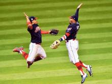 Indians count on more heroics from Kluber, Perez