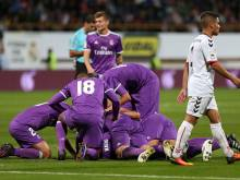 Real Madrid hit 7 in Copa del Rey romp