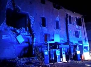 Double earthquakes rocked central Italy