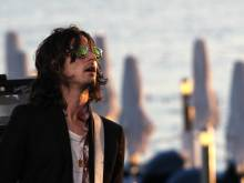 Strokes' Nick Valensi turns reluctant frontman