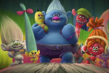 'Trolls' a fun, candy-coloured ride: film review