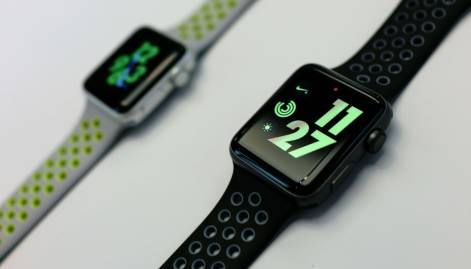 Apple unveils Nike+ smartwatch