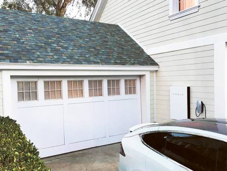 Elon Musk Reveals Solar Roof Made Of Glass Tiles In Los