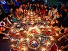 Diwali illuminates India