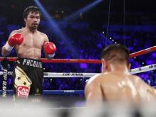 Pacquiao reclaims WBO welterweight title