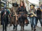 Dark figures converge for Whitby Goth Festival