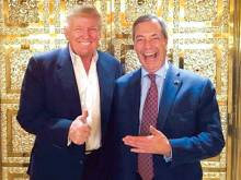 With Trump meet, Farage upsets UK establishment