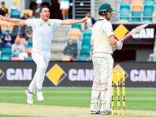 Australia collapse to fifth Test loss in a row