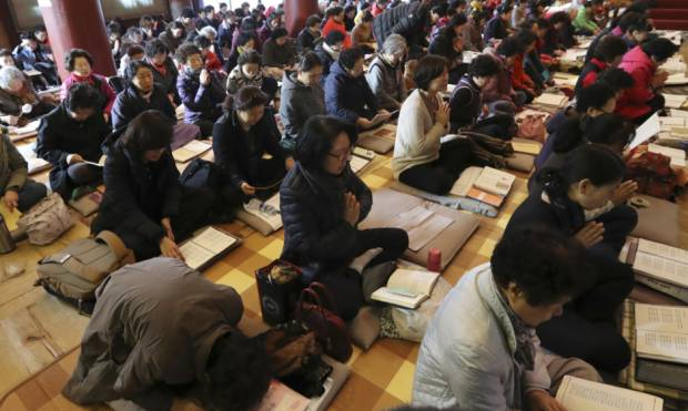 Roads cleared for S. Korea college entrance exam