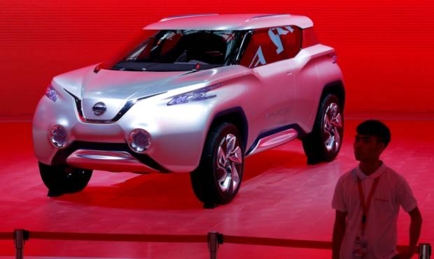 Highlights: Guangzhou Auto Show 2016