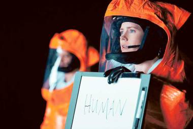 'Arrival' film review: Alien story with brains